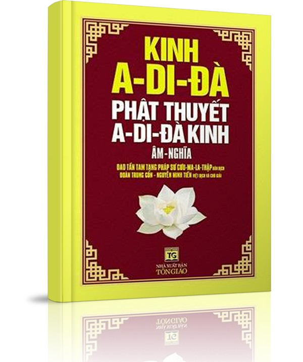 Kinh A-di-đà - PHẦN DỊCH NGHĨA