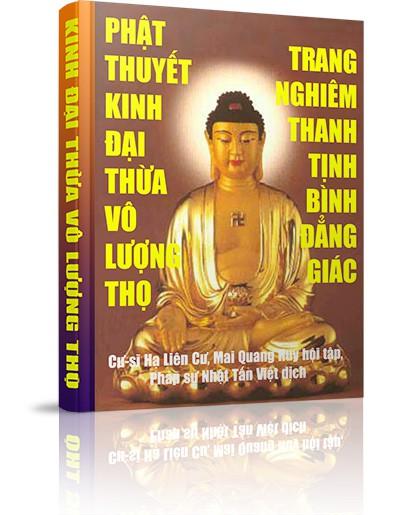 Phật Thuyết Kinh Đại Thừa Vô Lượng Thọ Trang Nghiêm Thanh Tịnh Bình Đẳng Giác - Phẩm 21 đến Phẩm 30