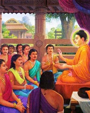 Mục đích của đạo Phật - Lòng ham muốn dẫn đến khổ đau