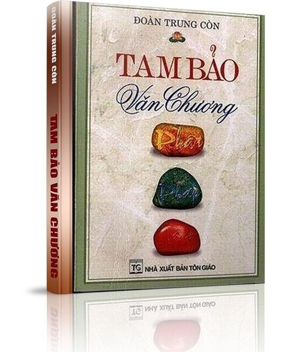 Tam Bảo văn chương - UNG HỒ SƠN TỰ