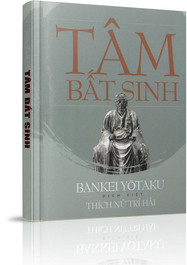 Văn học Phật giáo - Điểm sách: TÂM BẤT SINH