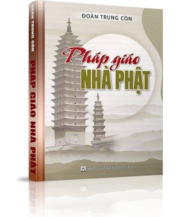 Pháp giáo nhà Phật - LỜI NÓI ĐẦU