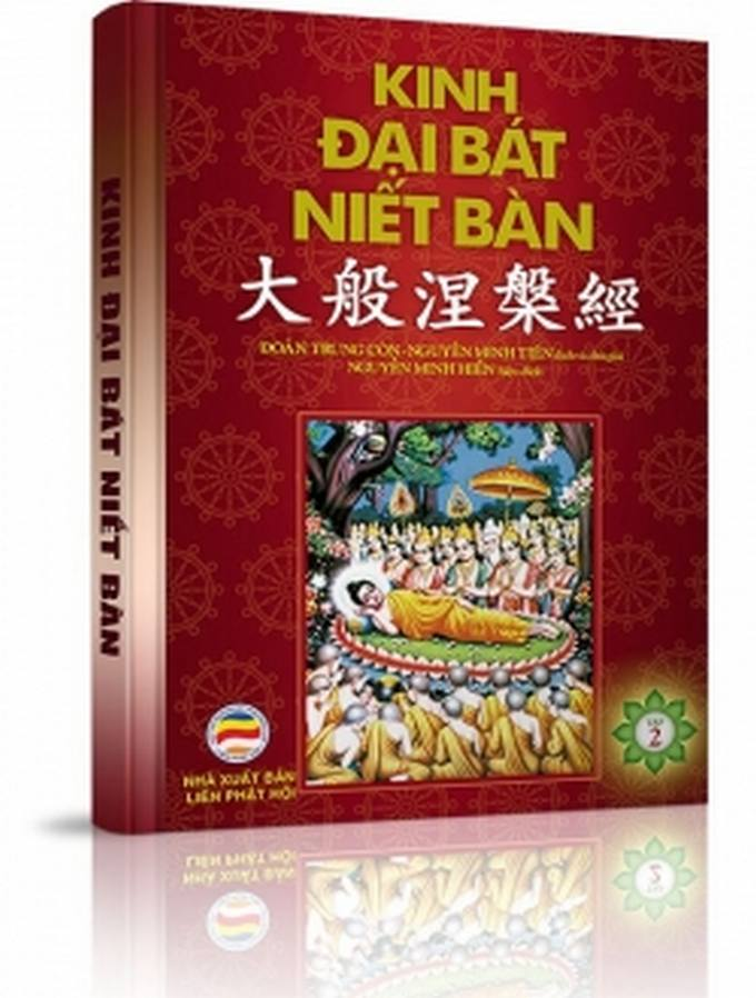 Kinh Đại Bát Niết bàn - Việt ngữ - Tập 2 - Nguyễn Minh Tiến Việt dịch và chú giải