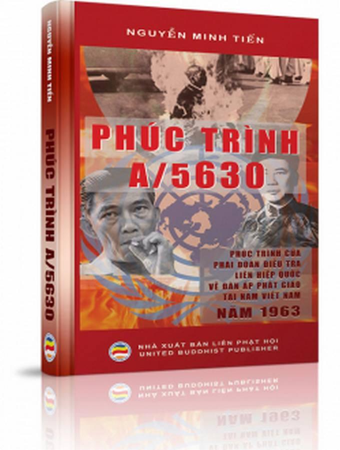 Phúc trình A/5630 - Nguyễn Minh Tiến