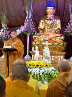 Viện Phật Học Bồ-đề Phật Quốc tổ chức Pháp hội Thanh Tịnh Tam Nghiệp