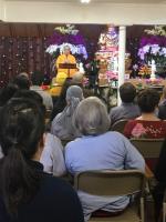 Viện Phật Học Bồ-đề Phật Quốc khai mạc Pháp hội Thanh Tịnh Tam Nghiệp