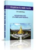 Hướng dẫn hành thiền Vipassana