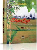 Hương lúa chùa quê - Phần 2: Hồi ký của Hòa thượng Thích Như Điển